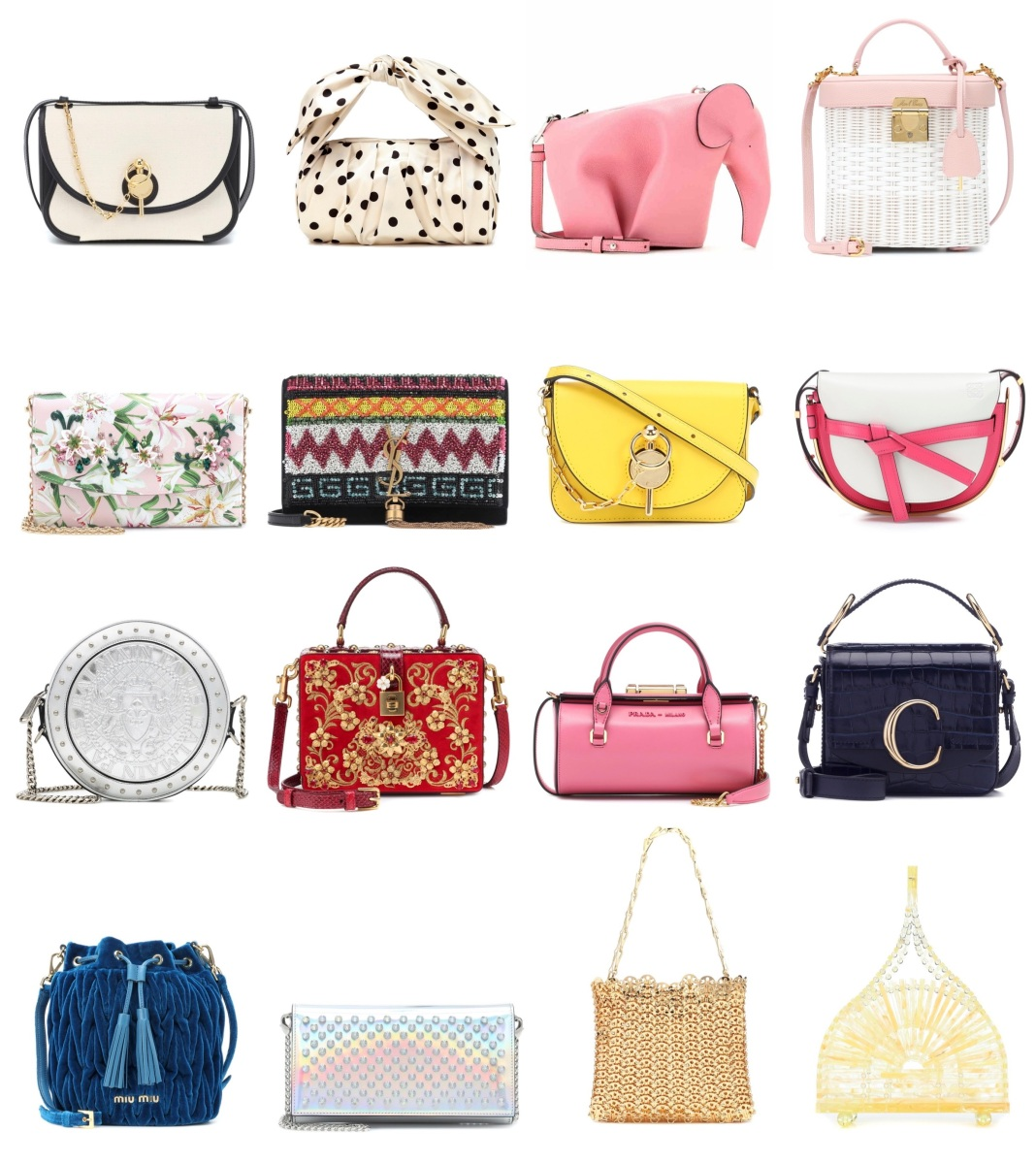 Little Objects of Desire: 42 Fancy designer bags for the Gayest summer looks!